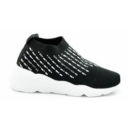 Γυναικεία Sneakers FRANSESCO MILANO Μαύρα 006Ζ207