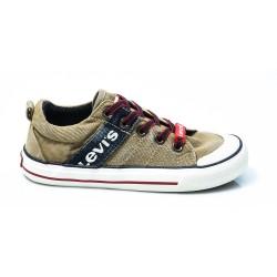 Παιδικά Sneakers LEVIS Άμμος VALB0020T-TERRA0058