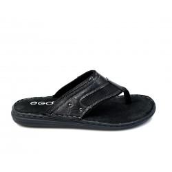 Ανδρικές Σαγιονάρες EGO Μαύρες G99-09514