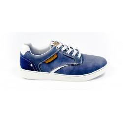 Ανδρικά Sneakers TSAKIRIS MALLAS Μπλε I589S0011131