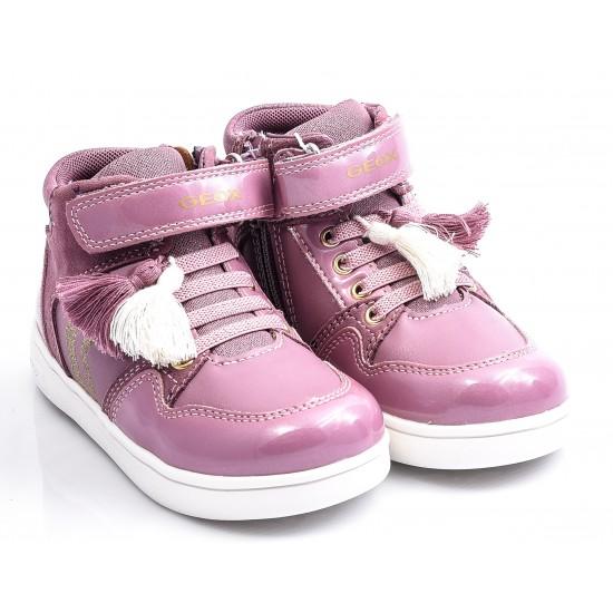 Παιδικά Μποτάκια GEOX Ροζ B841WA0HI07C8006