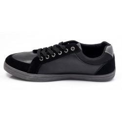 Ανδρικά Sneakers BOKASHOES Μαύρα 003Η100