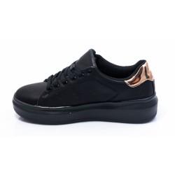 Γυναικεία Sneakers ADAMS Μαύρα 005Ι217