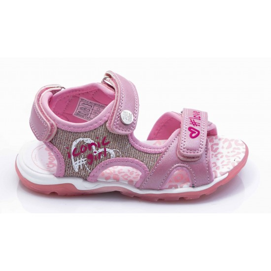 Παιδικά Πέδιλα ADAMS Ροζ 005Κ311
