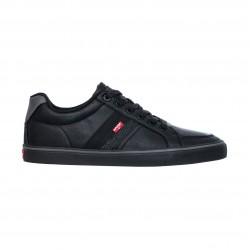 Ανδρικά Sneakers LEVIS Μαύρα TURNER Eco Leather 229171-794-60