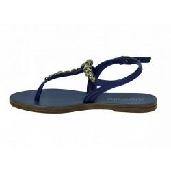 Γυναικείες Σαγιονάρες GRENDHA Μπλε 005Β271