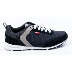 Ανδρικά Sneakers LEVIS Μαύρα ALMAYER TD 231543-750-59