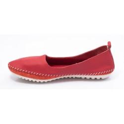 Γυναικείες Μπαλαρίνες ADAMS Κόκκινες 005Θ202