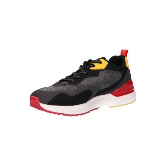 Παιδικά Sneakers LEVIS Μαύρα FAST VFAS0002S-0003