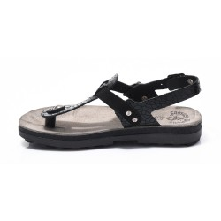 Γυναικεία Σανδάλια FANTASY SANDALS Black Illusion MARLENA-S9005