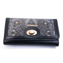 Γυναικείο Πορτοφόλι PRIVATA Μαύρο 016Ε655