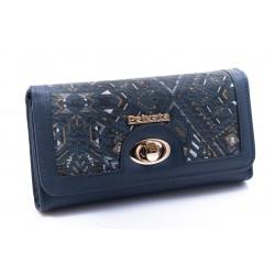 Γυναικείο Πορτοφόλι PRIVATA Μπλε 016Ε655