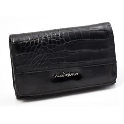 Γυναικείο Πορτοφόλι BOKASHOES Μαύρο 019Η601