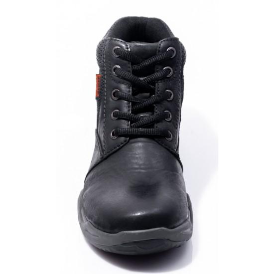 Ανδρικά Μποτάκια EGO Μαύρα 021Ε103