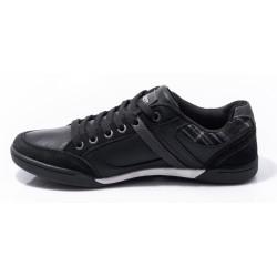 Ανδρικά Sneakers COCKERS Μαύρα 0210105