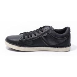 Ανδρικά Sneakers COCKERS Μαύρα 0210109