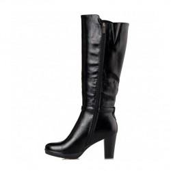 Γυναικείες Μπότες ENVIE Μαύρες V63-12231-34