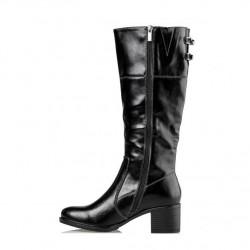 Γυναικείες Μπότες ENVIE Μαύρες V63-12803-34