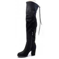 Γυναικείες Μπότες SEDICI Μαύρες 18QD82D-11A