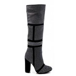 Γυναικείες Μπότες TSAKIRIS MALLAS Μαύρες H330W673537F