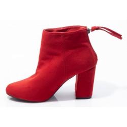 Γυναικεία Μποτάκια TSAKIRIS MALLAS Κόκκινα H354R6765704