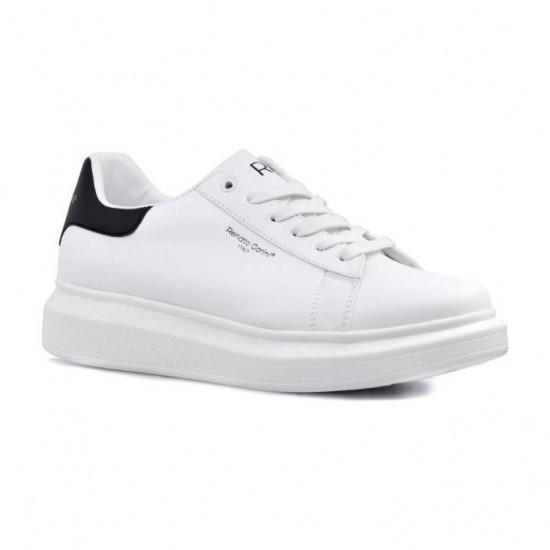 Ανδρικά Sneakers RENATO GARINI Άσπρα N57007243483