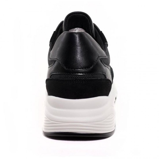 Γυναικεία Sneakers RENATO GARINI Μαύρα N119R117208J