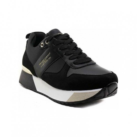 Γυναικεία Sneakers RENATO GARINI Μαύρα N119R9222P80