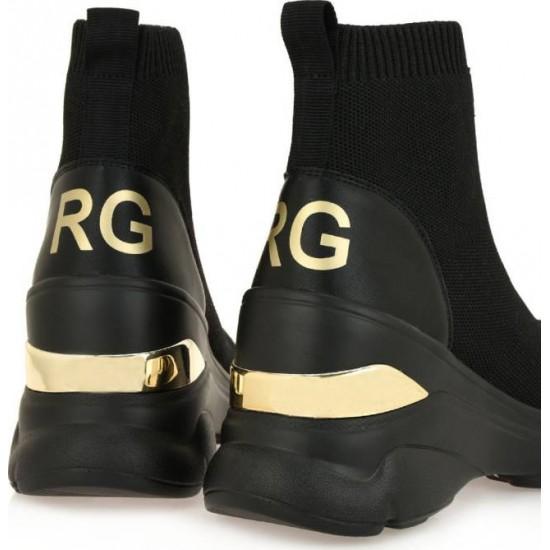 Γυναικεία Sneakers RENATO GARINI Μαύρα N319R6164001