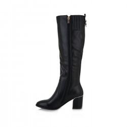 Γυναικείες Μπότες SEVEN Μαύρες L267V3134001
