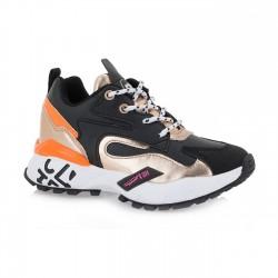 Παιδικά Sneakers EXE KIDS Μαύρα LA51Y4542001