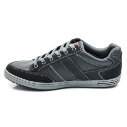 Ανδρικά Sneakers TSAKIRIS MALLAS Μαύρα J589S2661001