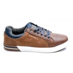 Ανδρικά Sneakers RENATO GARINI Καφέ J5700070107R