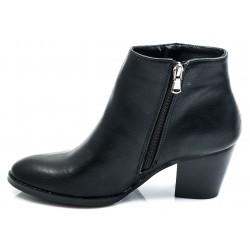 Γυναικεία Μποτάκια SEVEN Μαύρο J32857264001