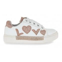 Παιδικά Sneakers EXE KIDS Άσπρα KA75S936144W