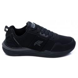 Ανδρικά Sneakers Runners Μαύρα RNS-192-005