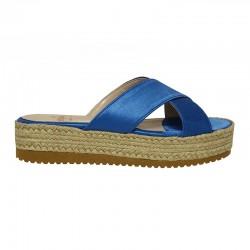 Γυναικεία Flatforms MARIBOO FOR ENVIE Μπλε 021Β247